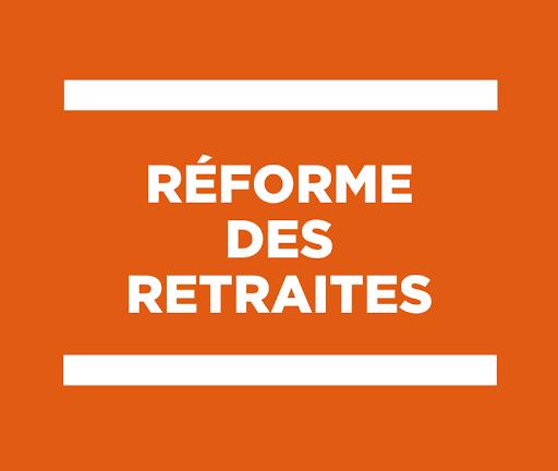 Réforme des retraites - Journal de bord