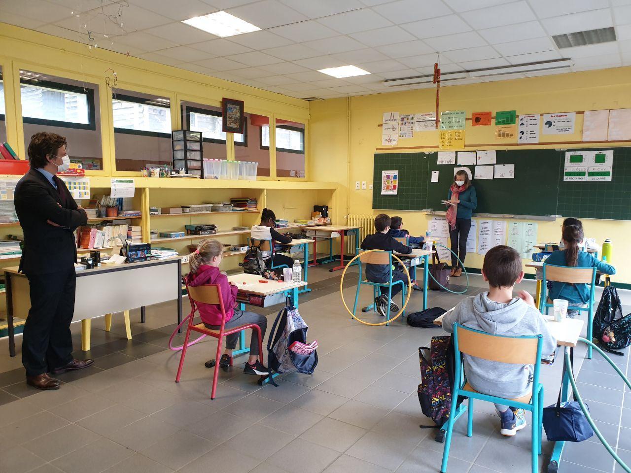 Rentrée du 12 mai dans le Gers : un retour réussi à l'école !