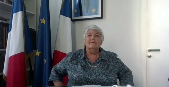 Audition de Mme Jacqueline GOURAULT, Ministre de la Cohésion des territoires et des Relations avec les collectivités territoriales