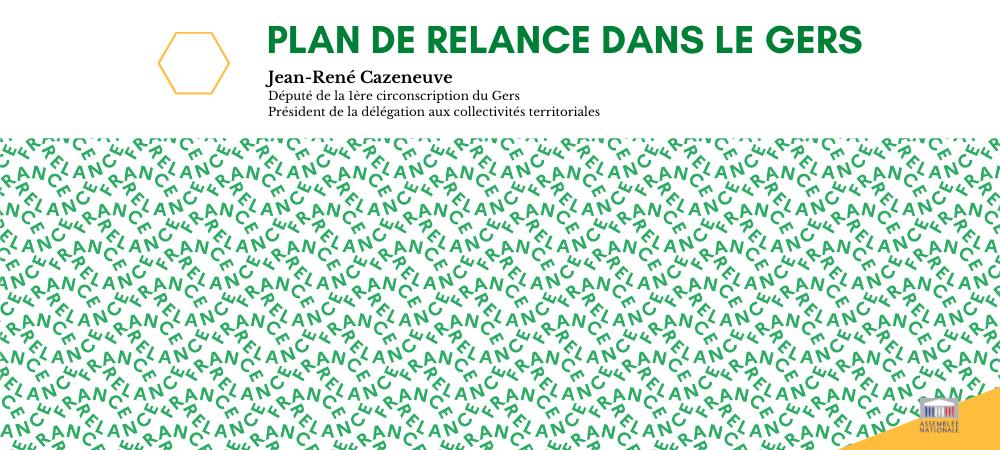 Plan de relance dans le Gers : volet compétitivité